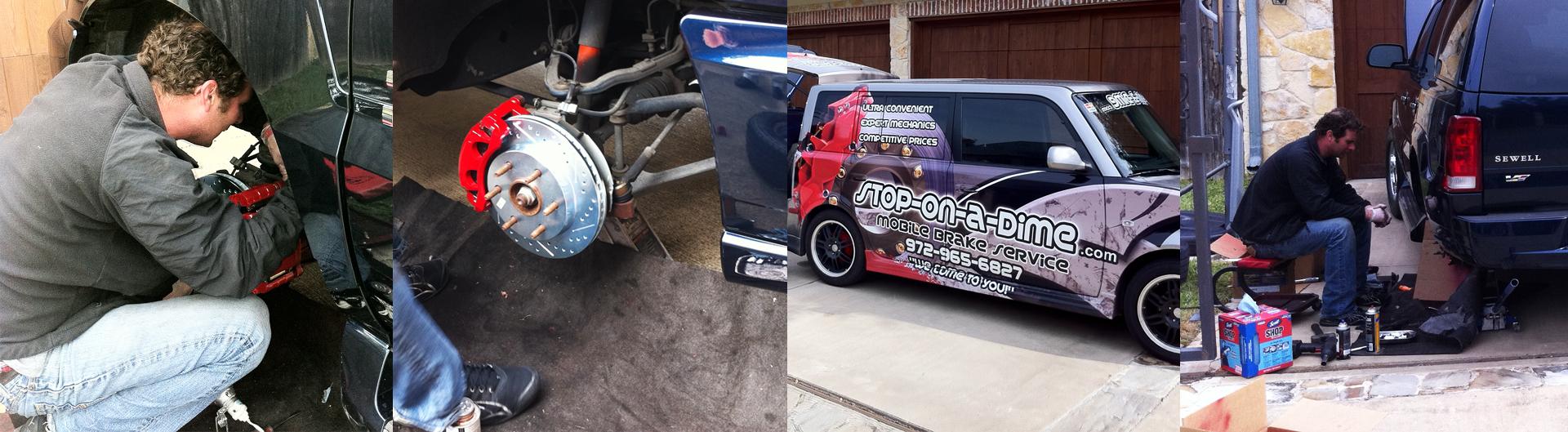 Dallas Brake Repair | Plano Brake Service, Frisco, Irving Brake Repair