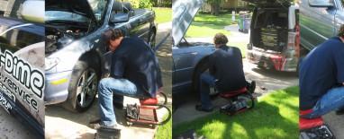 An honest, female friendly brake service!